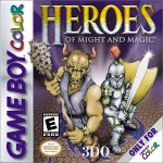 Heroes of Might and Magic Game Boy
