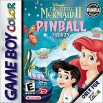 Little Mermaid 2: Pinball Frenzy Game Boy