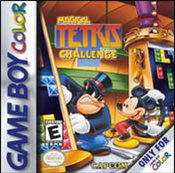Magical Tetris Challenge Game Boy