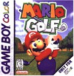 Mario Golf Game Boy