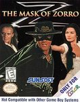 The Mask of Zorro Game Boy