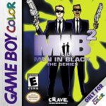 Men in Black 2 for Game Boy last updated Sep 25, 2003