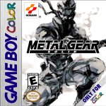 Metal Gear Solid Game Boy