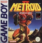 Metroid 2: Return Of Samus Game Boy