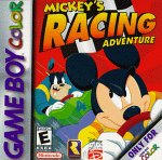 Mickey's Racing Adventure Game Boy