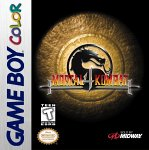 Mortal Kombat 4 Game Boy