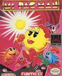 Ms. Pac-Man Game Boy