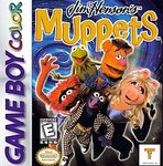 Muppets Game Boy