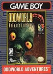 Oddworld Adventures Game Boy