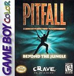 Pitfall: Beyond The Jungle Game Boy