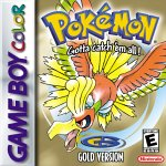 Pokemon Gold Game Boy