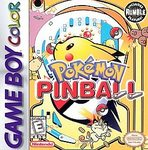 Pokemon Pinball Game Boy