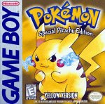 Pokemon Yellow Game Boy