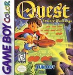 Quest Fantasy Challenge Game Boy