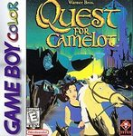 Quest For Camelot Game Boy
