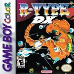R-Type DX Game Boy