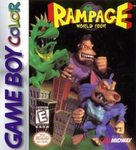 Rampage: World Tour Game Boy