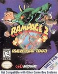 Rampage 2: Universal Tour Game Boy