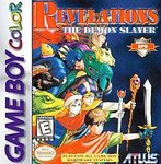 Revelations: The Demon Slayer Game Boy