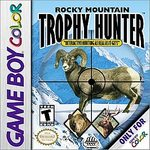 Rocky Mountain Trophy Hunter Game Boy