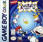 Rugrats: Time Travelers Game Boy