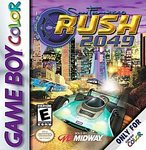 San Francisco Rush 2049 Game Boy