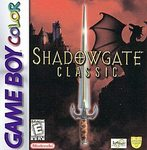 Shadowgate Classic Game Boy