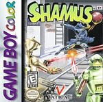 Shamus Game Boy