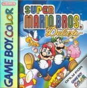 Super Mario Brothers DX Game Boy