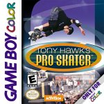Tony Hawk's Pro Skater Game Boy