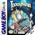 Toonsylvania Game Boy