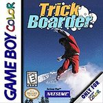 Trick Boarder Game Boy