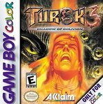 Turok 3: Shadow Of Oblivion Game Boy