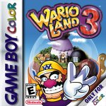 Wario Land 3 Game Boy