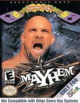 WCW Mayhem Game Boy