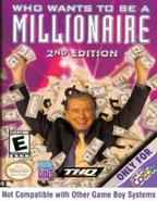 Who Wants to Be A Millionaire: Second Edition Game Boy