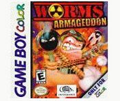 Worms Armageddon Game Boy