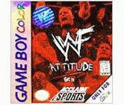 WWF: Attitude for Game Boy last updated Jan 12, 2001