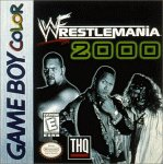 WWF WrestleMania 2000 Game Boy