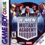 X-Men: Mutant Academy Game Boy