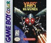 Yar's Revenge Game Boy