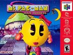 Ms. Pac-Man Maze Madness for Nintendo64 last updated Mar 29, 2010