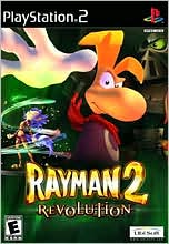 Rayman 2: Revolution for PlayStation 2 last updated Jan 28, 2008