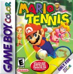 Mario Tennis Game Boy