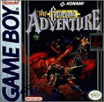 Castlevania: The Adventure Game Boy