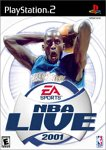 NBA Live 2001 for PlayStation 2 last updated Jan 03, 2008