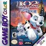 102 Dalmatians: Puppies to the Rescue Game Boy