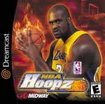 NBA Hoopz Dreamcast