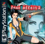 Fear Effect 2: Retro Helix PSX