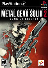Metal Gear Solid 2: Sons Of Liberty for PlayStation 2 last updated Sep 01, 2010